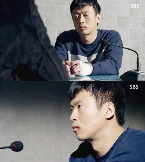 ▲신의 선물 오태경. (출처: SBS 신의 선물 방송화면 캡처)