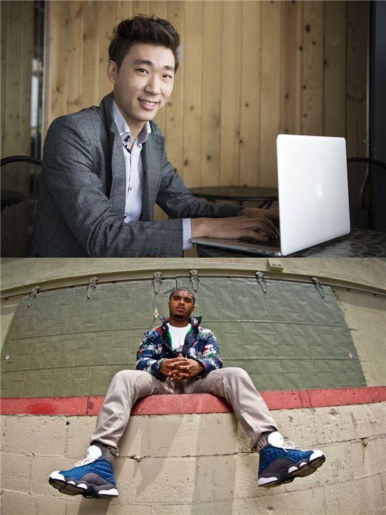 가수 김준파(노아)가 미국 유명 프로듀서 타미 브라운과 아시아 퍼블리싱 독점 계약을 맺었다.