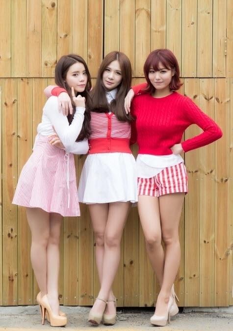 봄을 알리는 듯한 친근한 멘트로 다가온 그녀들의 신곡 '별일없니'.(출처:온라인커뮤니티)