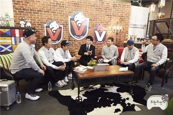 ▲무한도전 멤버들 (사진: MBC '무한도전' 방송 캡처)