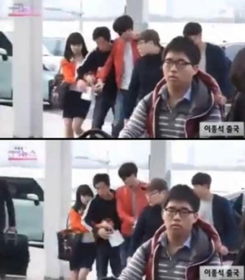 ▲이종석, 논란된 영상 해명.(출처: 유튜브)