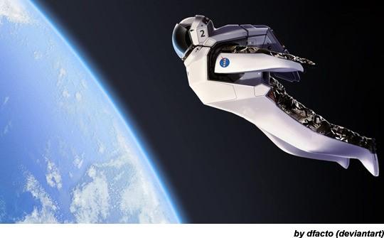 ▲우주 공간에서 우주선이 고장이 난다면?(출처:온라인커뮤니티)