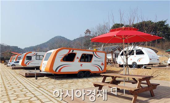 홍길동테마파크 오토캠핑장