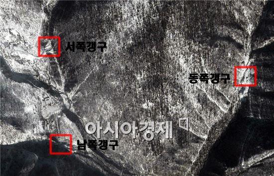▲북한 핵실험 준비 징후.