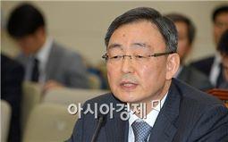 ▲최성준 방송통신위원장.