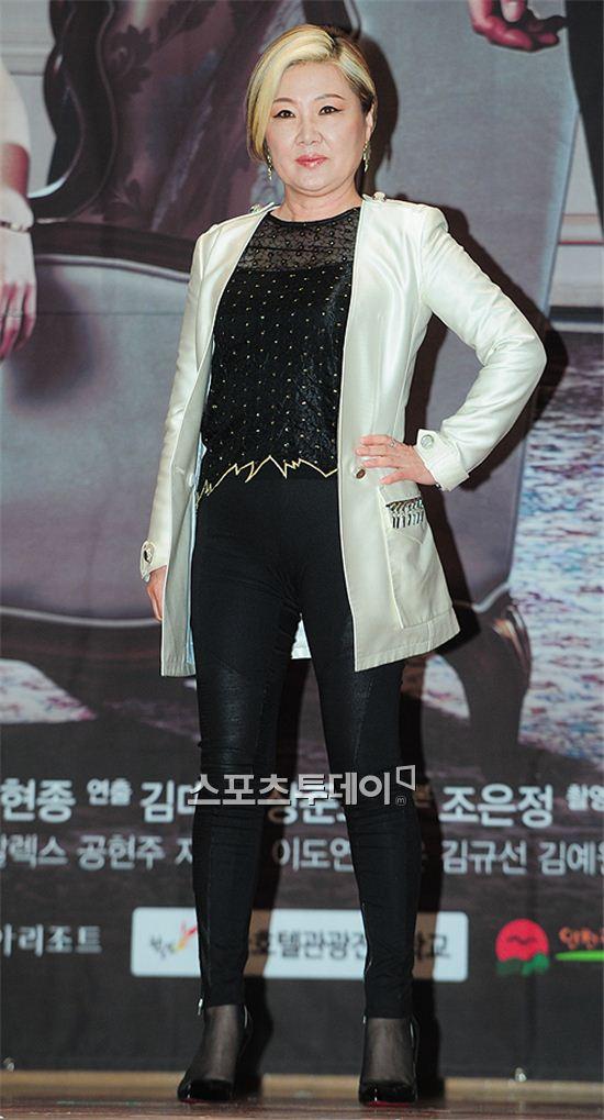MBC '호텔킹'의 김해숙.