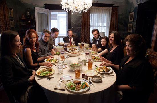 영화 '어거스트: 가족의 초상'