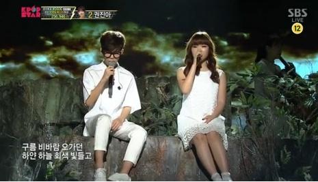 ▲악동뮤지션(사진출처:SBS 'K팝스타3' 방송캡처)