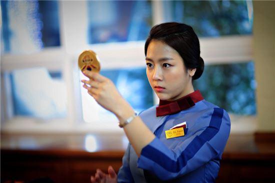 ▲ '호텔킹'에서 허세 가득 '된장녀' 역할로 시청자를 만나고 있는 예원 / MBC 제공