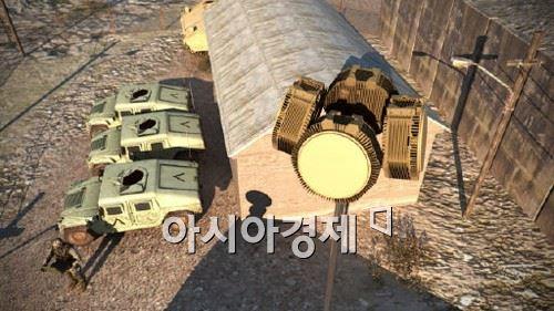 라다 'RPS-42 레이더' (사진제공=세계일보)