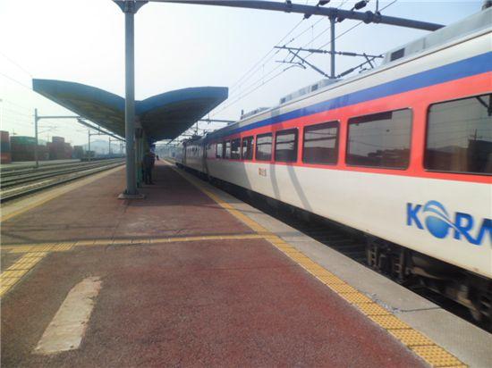 무궁화호 열차(자료사진)