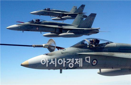 한미공군이 운용하고 있는 최신예전투기