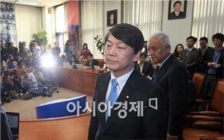 안철수 새정치민주연합 공동대표