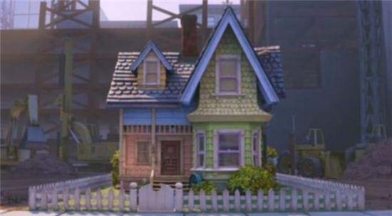 ▲ 미국의 '알박기' 사연은 디즈니 애니메이션 '업'의 모티브가 되었다. (사진: 애니메이션 '업' 스틸컷)