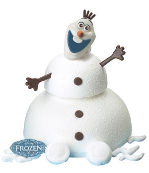 배스킨라빈스 겨울왕국 올라프 아이스크림 케이크