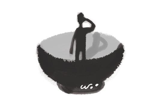[낱말의 습격]옹졸한 인간(4)