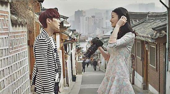 ▲이천원의 '서울이 싫어졌어' 뮤직비디오 (사진: '서울이 싫어졌어' 뮤직비디오 캡처)