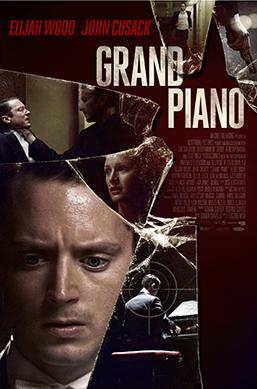 ▲영화 '그랜드 피아노' 포스터.