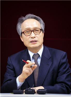 <이병완 전 노무현대통령 비서실장>