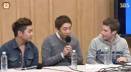 ▲버나드박 컬투쇼 출연.(사진:SBS '두시탈출 컬투쇼' 제공)