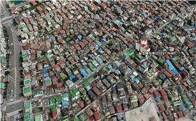 방배5구역 일대 모습.(출처 : 네이버지도)