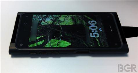 ▲아마존 3D 스마트폰. [사진=BGR]