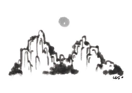 [千日野話]퇴계가 쌍룡곡에서 운우지정을…(70)