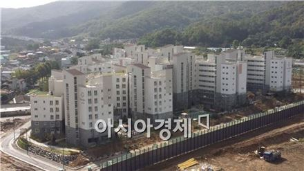 내곡7단지 전경 (출처 : SH공사)