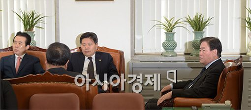 [포토]새누리당, '차라리 회의를 비공개로…'