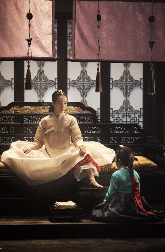 영화 '역린'의 한지민