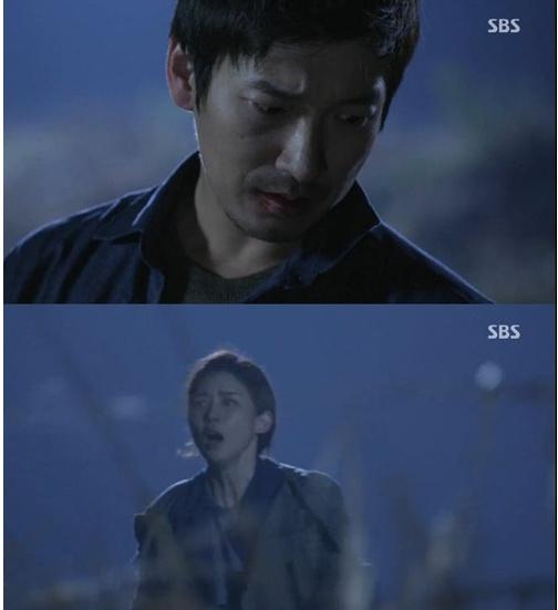 ▲신의 선물 종영. 조승우의 죽음.(사진:SBS 방송화면 캡처)