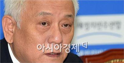 김한길 새정치민주연합 공동대표