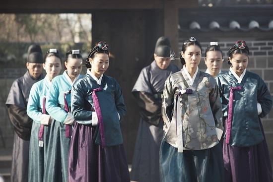 영화 '역린'의 김성령