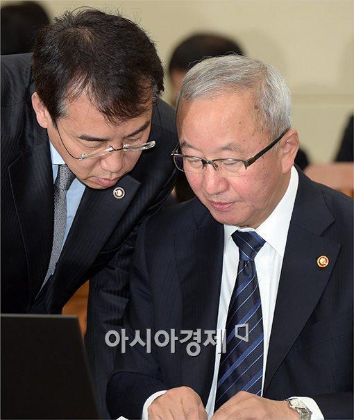 [포토]세월호 관련 예산지원 현안보고