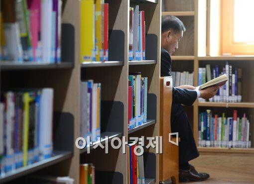[포토]봄날의 독서