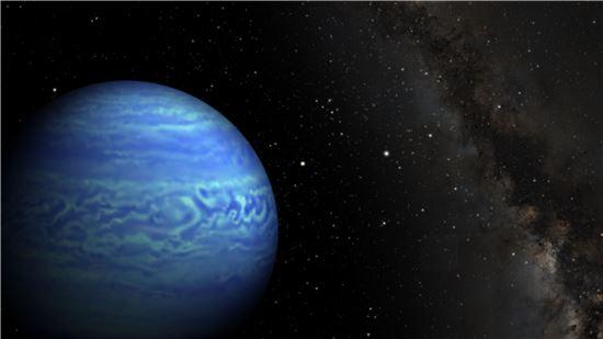 ▲지구의 북극만큼 차가운 왜성이 발견됐다.[사진제공=NASA]