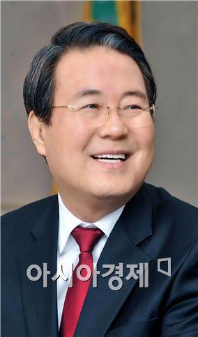 김양수 장성군수 예비후보