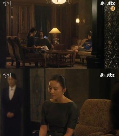 ▲밀회 김희애.(사진:JTBC 방송캡처)