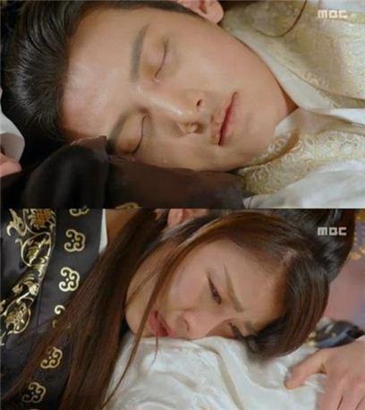 ▲기황후 마지막회 지창욱이 최후를 맞았다(사진:MBC 방송캡처)
