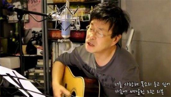 ▲노란리본 김창완. (출처: SBS 파워FM '아름다운 이 아침 김창완입니다' 캡처)