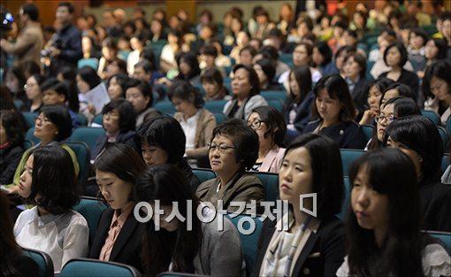 [포토]학생 심리치유 전문상담인력 연수