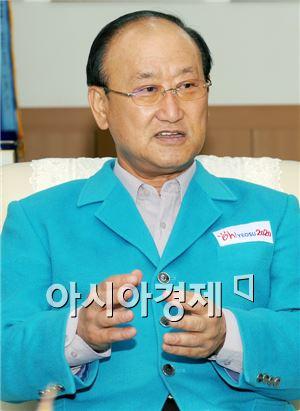 김충석 여수시장