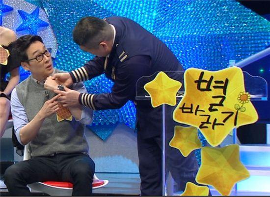 MBC '별바라기' 강호동, 이휘재<사진:MBC 제공>