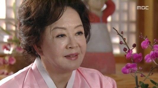 ▲구원파 금수원 대표 전양자 재혼. (사진: MBC 드라마 '빛나는 로맨스' 캡처)