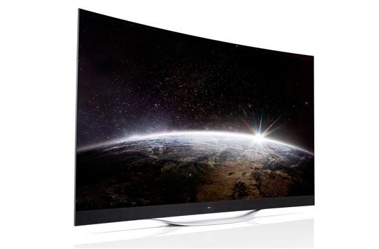 77인치 곡면 UHD OLED TV