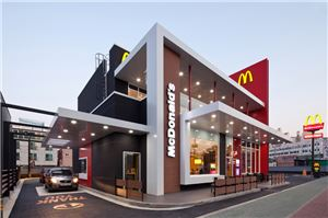 맥도날드 진주칠암점
