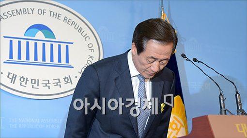 ▲정몽준 의원.