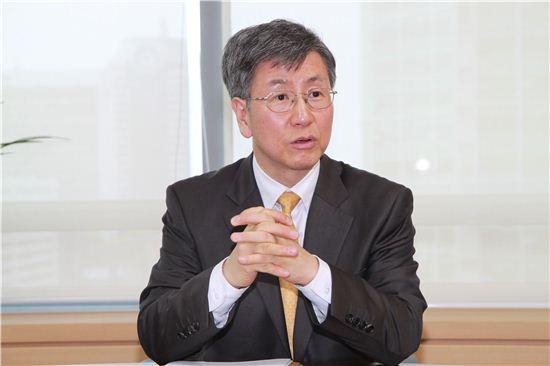 김영린 금융보안연구원장