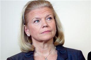 버지니아 로메티 IBM CEO
