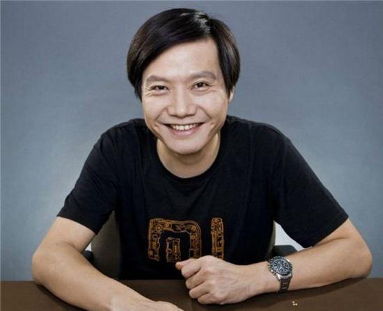 레이 쥔 샤오미 최고경영자(CEO)